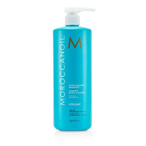 volume products fine hair extra volume shoo for fine hair moroccanoil f c
