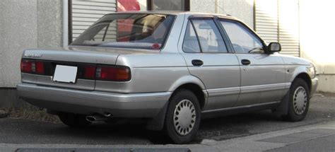 nissan sunny 1990 modified 1990 nissan sunny iii b13 pictures information and