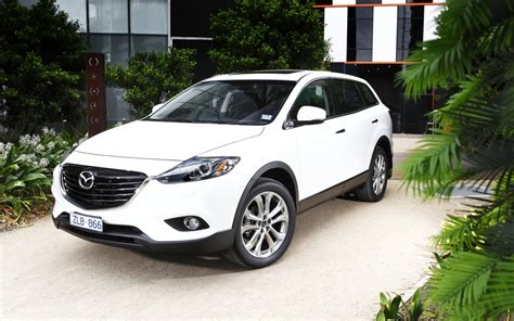 mazda car reviews 2013 mazda cx 9 review photos caradvice