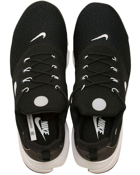 Nike Presto Runing Nike Presto Flyknit Running Sneaker Black Hos Careofcarl No