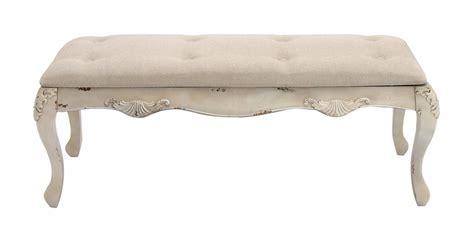 fabric benches furniture buy the heavenly wood fabric bench by woodland import