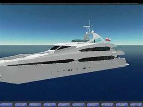 yacht life luxury yacht second life youtube