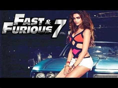 fast and furious 8 deepika deepika padukone in fast and furious 7 youtube
