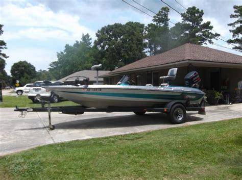 bass boats for sale baton rouge la 1995 stratos bass boat for sale in baton rouge louisiana