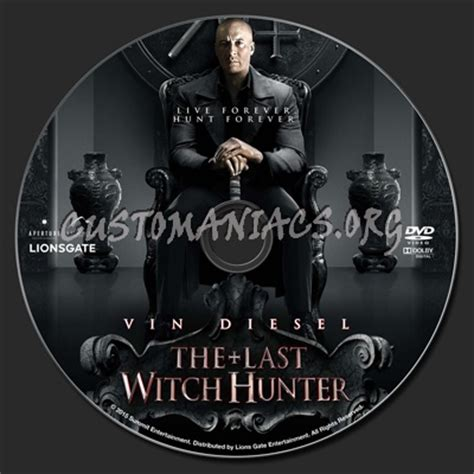 Dvd The Last Witch the last witch dvd label dvd covers labels by customaniacs id 227641 free