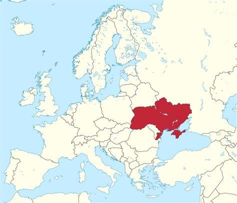 map of europe ukraine russia file ukraine in europe rivers mini map svg wikimedia