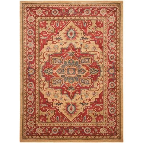 10 X 14 Area Rugs by Safavieh Mahal 10 Ft X 14 Ft Area Rug