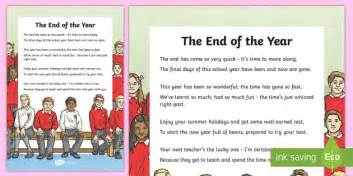 new year class assembly ks1 moving classes end of year poem transition new class