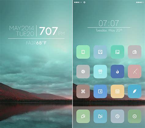 themes idownloadblog check out these 3 beautiful ios theme setups