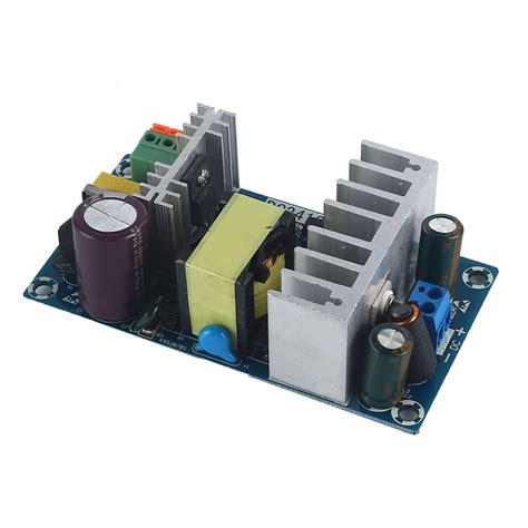 inductorless ac dc converter hfes new 100w ac dc converter 110v 220v to 24v dc 6a power supply switching transformer in