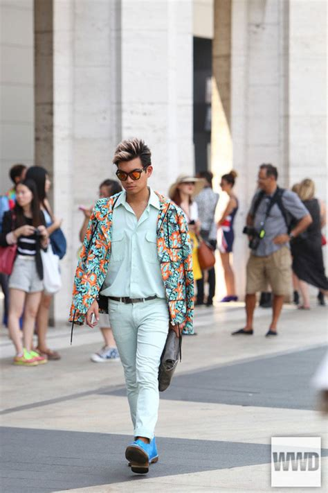 Around The Fashion Web by Spotted Around The Web During Nyfw 2014