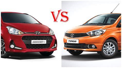 hyundai grand i10 price list 2017 hyundai grand i10 facelift vs tata tiago price in