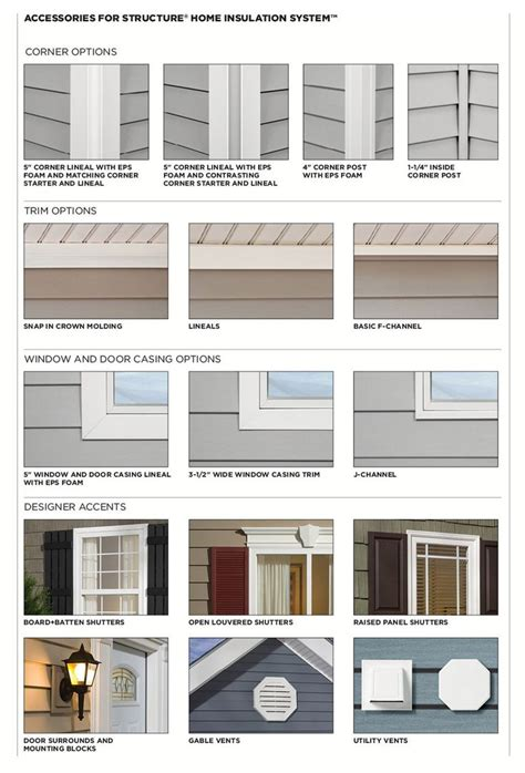 Which Brand Of Vinyl Siding Is Best - 25 best ideas about siding on
