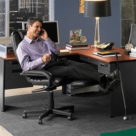 best under desk foot rest reclining office chair with footrest comfortable design