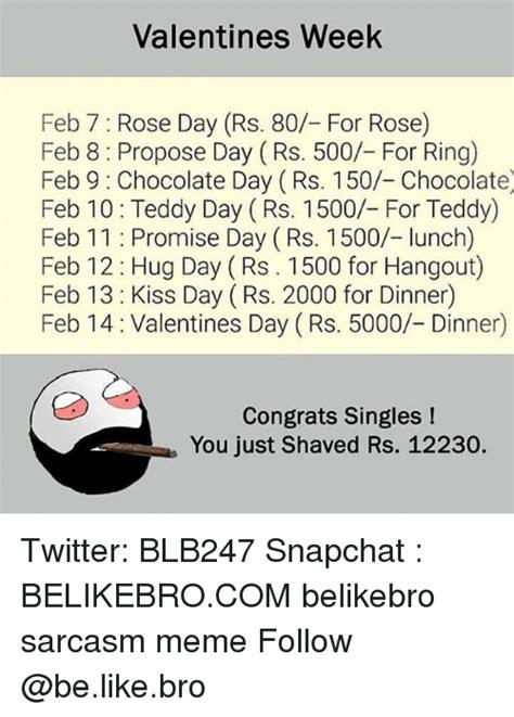 11 feb day week valentines week feb 7 day rs 80 for feb 8