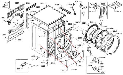 bosch washing machine parts diagram washing machine bosch washing machine repair