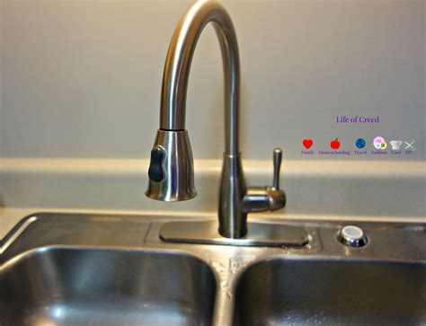 diy kitchen faucet of creed