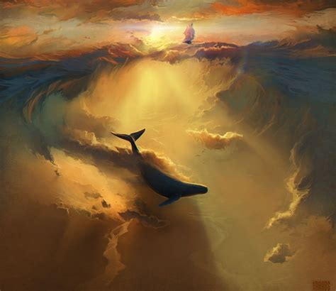 paint dream surreal digital paintings showcase an amazing dream world