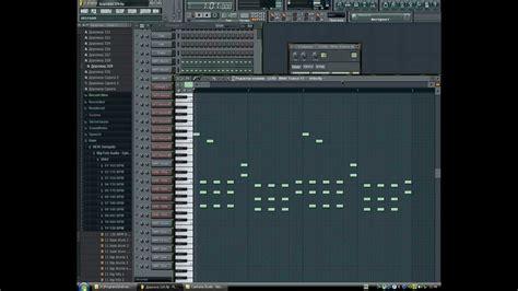 tutorial gitar fl studio fl studio аккорды chords tutorial 2012 youtube