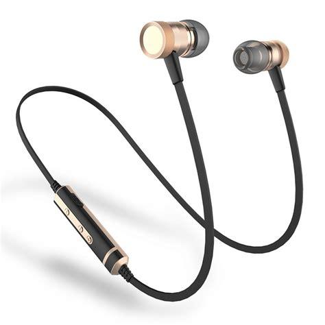Headphone Mic Microphone Headset Earphone Sport Bass sound intone h6 bluetooth earphone with mic sweatproof