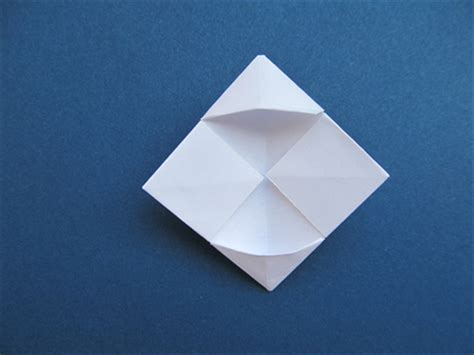 Origami Talking - how to fold an origami talking puppet children s origami