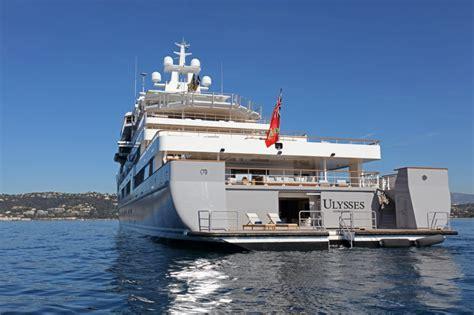 jacht ulysses ulysses super yacht mega explorer luxury yachts