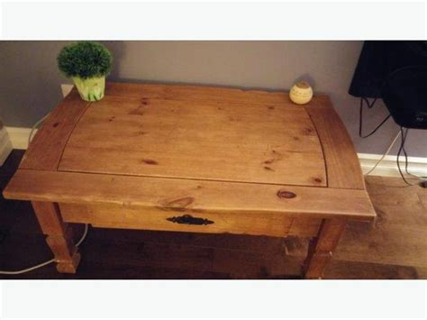 Pier One Coffee Table Pier 1 Imports Wooden Coffee Table And End Table For Sale Orleans Ottawa