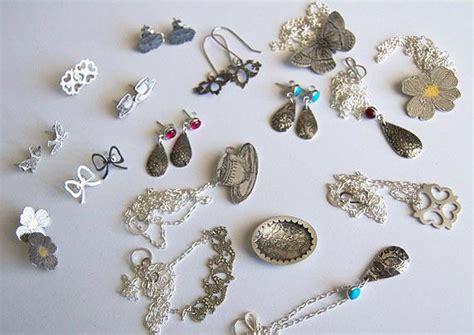 Handmade Silver Jewellery Australia - handmade jewellery australian handmade jewellery by