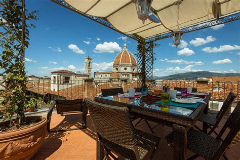 penthouse terrace apartment duomo penthouse terrace florence italy