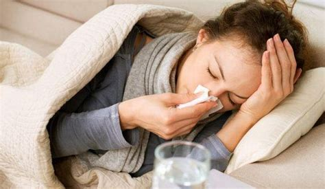 Gejala Dan Tanda Tanda Tanda Tanda Gejala Sakit Flu Pilek Hidung Tersumbat Mautips