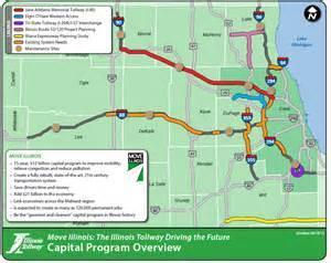 tollway map studies invest sustainable highways self