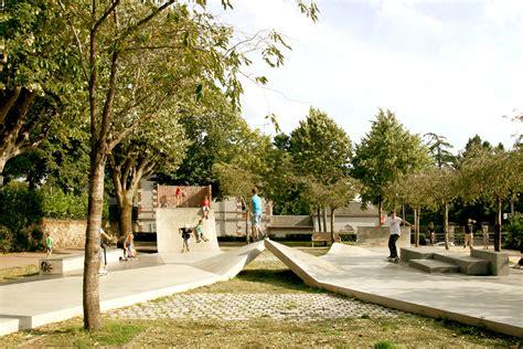 Skatepark La Roche Sur Yon Studio1984 Ajap 2014
