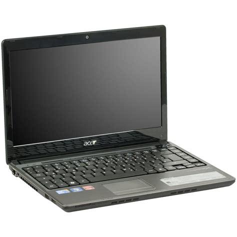 Laptop Acer Aspire Timelinex 3820tg acer aspire 3820tg 374g50nks i3 370m 2 4ghz 10041601