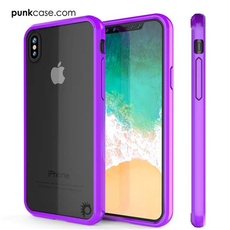 0 iphone xs max iphone xs max punkcase lucid 2 0 series slim fit armor cover