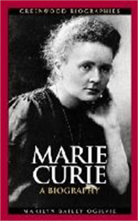 marie curie biography in spanish book list