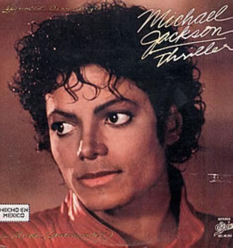 michael jackson thriller 12 vinyl michael jackson thriller green vinyl mexican 12 quot vinyl