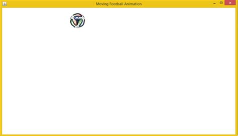 animation in java swing exle bouncing ball animation in java using mutithreading free