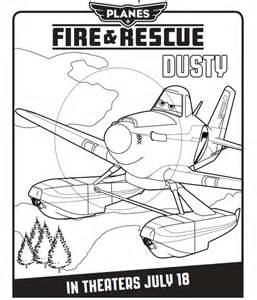 planes fire and rescue free printables coloring pages