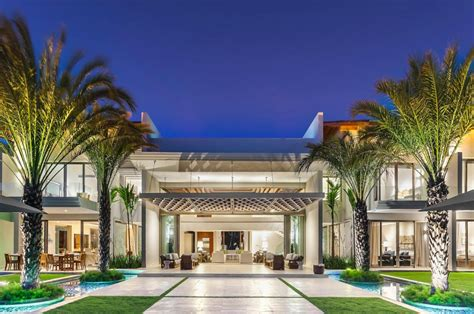 villa costa mar an oceanfront mansion in the