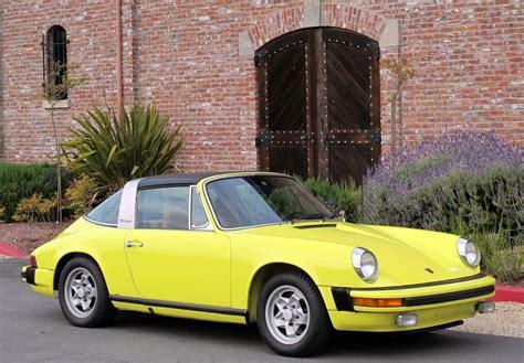Porsche 911 Targa 1974 by 1974 Porsche 911 Targa For Sale Contact Dusty Cars