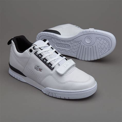 Sepatu Merk Lacoste sepatu sneakers lacoste original missouri white