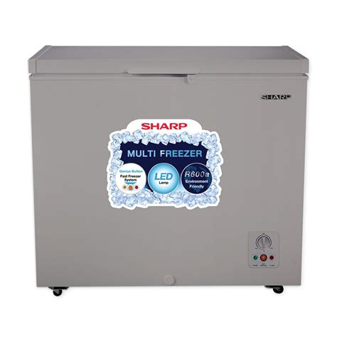 Freezer Box Sharp sharp freezer sjc 205 gy at best price in bangladesh available at esquire electronics