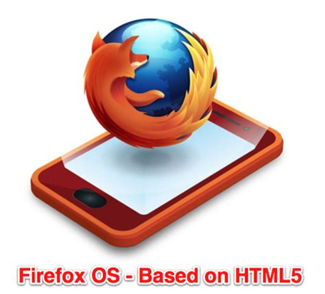 mobile firefox os firefox os html5 mobile operating system by mozilla