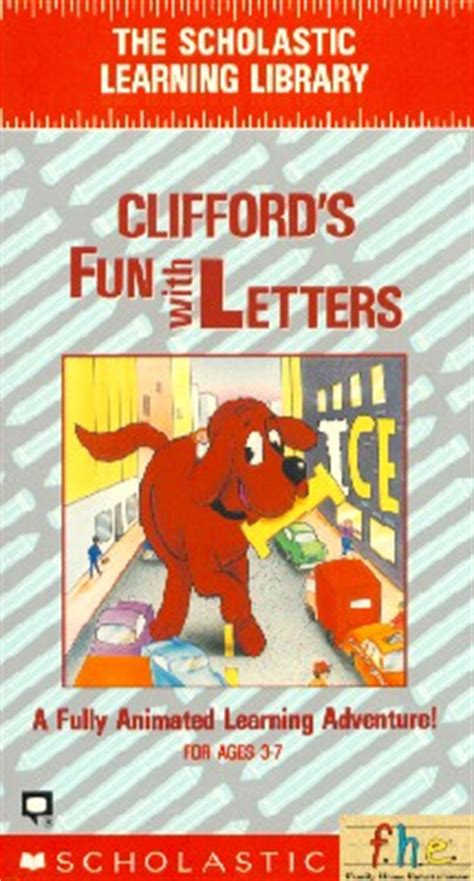 themes in the film red dog clifford the big red dog clifford s fun with letters