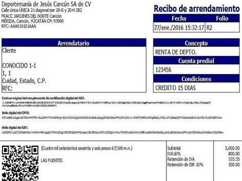 calculadora de pago provisional honorarios 2016 calculo recibo arrendamiento 2016 como pago los impuestos