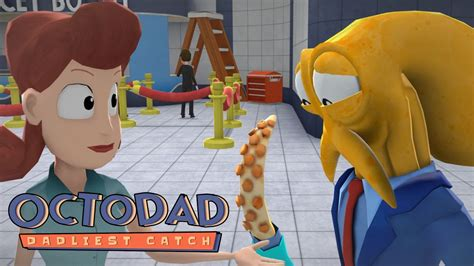 octodad dadliest catch co op mode part 2 father and son ps4 octodad dadliest catch co op mode part 3 father and