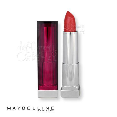 Lipstik Maybelline Pinkalicious maybelline color sensational lipstick 055 pinkalicious 4 2g ebay