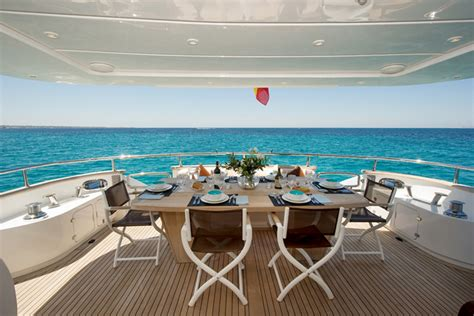 special offer reduced charter rate  luxury yacht lex