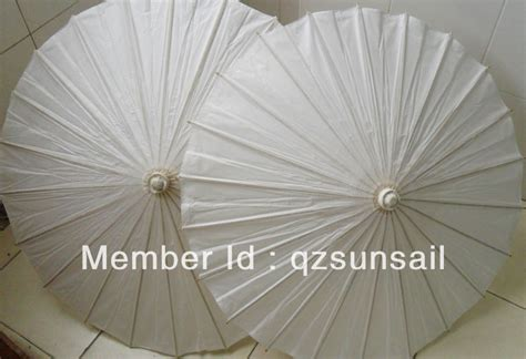 white wedding umbrellas wholesale free shipping 20pcs lot white paper parasols wholesale