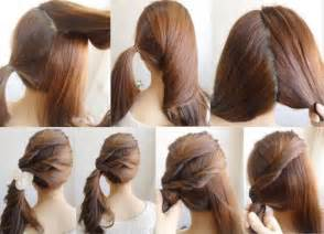 cool easy step hairstyles search results for cool and easy hairstyles step by step